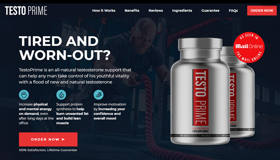 Will testosterone build muscle without working out